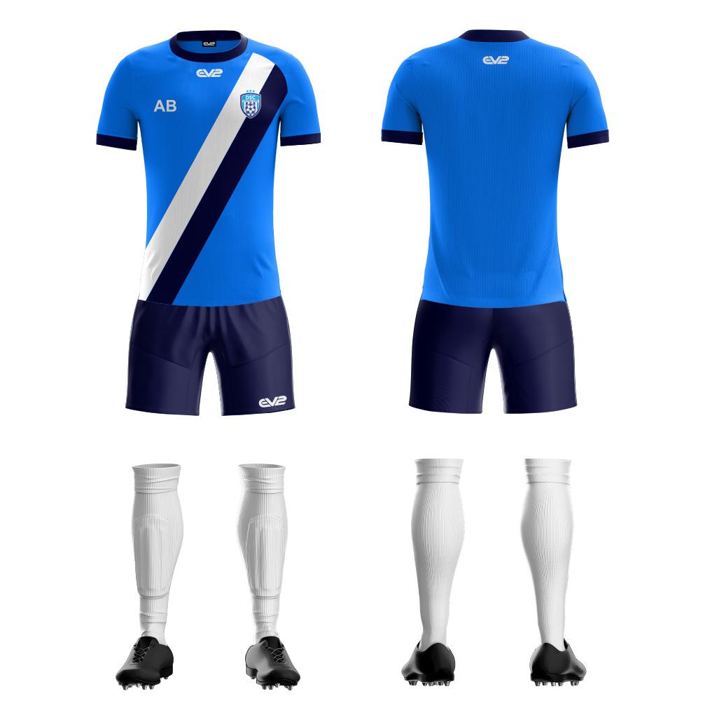 5f00722e Kids Football Kit   EV2 Sportswear
